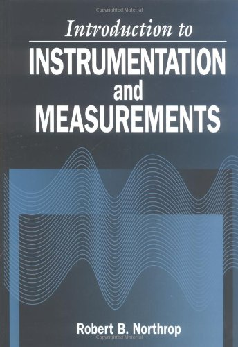 9780849378980: Introduction to Instrumentation and Measurements