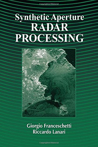 9780849378997: Synthetic Aperture Radar Processing (Electronic Engineering Systems)