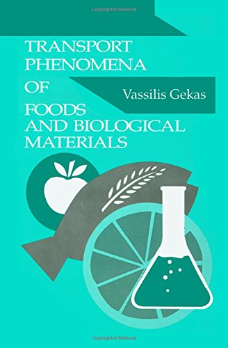 9780849379017: Transport Phenomena of Foods and Biological Materials (Food Engineering & Manufacturing)