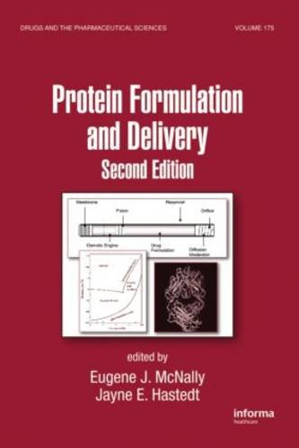 9780849379499: Protein Formulation and Delivery, Second Edition (Drugs and the Pharmaceutical Sciences)