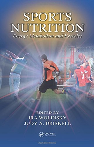 9780849379505: Sports Nutrition: Energy Metabolism and Exercise (Nutrition in Exercise & Sport)