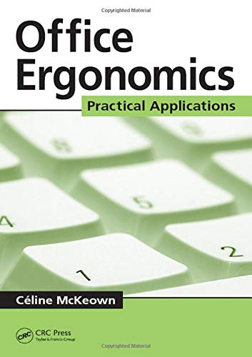 9780849379758: Office Ergonomics: Practical Applications
