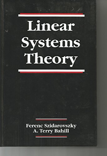 9780849380136: Linear Systems Theory (Systems Engineering)