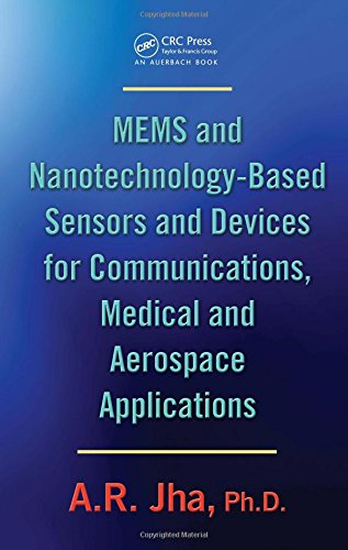 9780849380693: MEMS and Nanotechnology-Based Sensors and Devices for Communications, Medical and Aerospace Applications