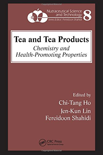 9780849380822: Tea and Tea Products: Chemistry and Health-Promoting Properties (Nutraceutical Science and Technology)