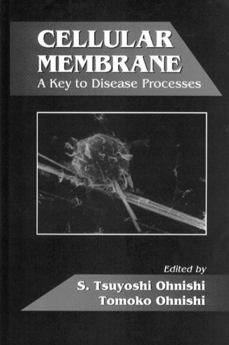 9780849380914: Cellular Membrane: A Key to Disease Processes (Membrane Linked Diseases)
