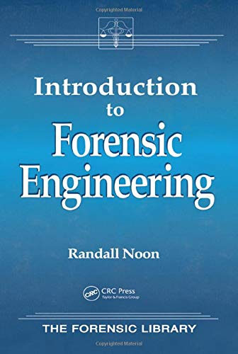 9780849381027: Introduction to Forensic Engineering (Forensic Library)