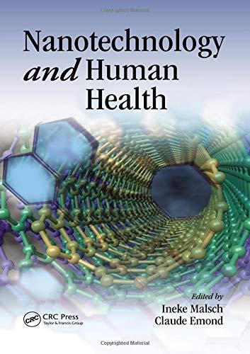 9780849381447: Nanotechnology and Human Health