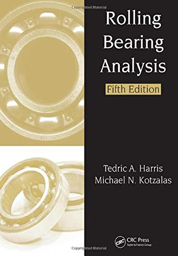 9780849381676: Rolling Bearing Analysis, Fifth Edition - 2 Volume Set (Rolling Bearing Analysis, Fifth Edtion)