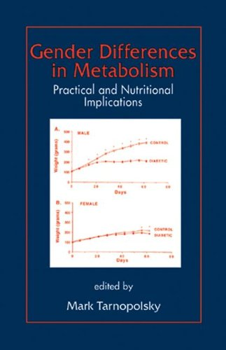 Gender Differences in Metabolism: Practical and Nutritional: Mark Tarnopolsky