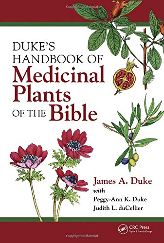 9780849382024: Duke's Handbook of Medicinal Plants of the Bible