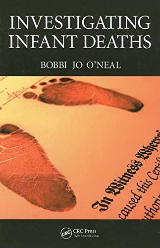 9780849382048: Investigating Infant Deaths