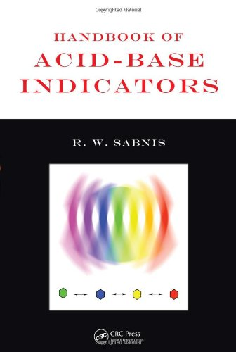 9780849382185: Handbook of Acid-Base Indicators