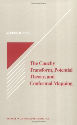 9780849382703: The Cauchy Transform, Potential Theory and Conformal Mapping (Studies in Advanced Mathematics)