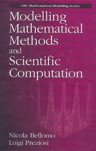 9780849383311: Modelling Mathematical Methods and Scientific Computation (Mathematical Modeling)