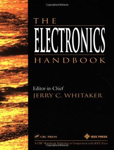 9780849383458: The Electronics Handbook