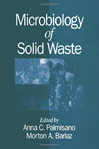 9780849383618: Microbiology of Solid Waste (Microbiology of Extreme & Unusual Environments)