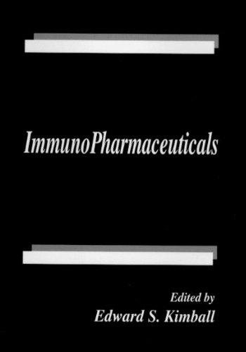 ImmunoPharmaceuticals (Pharmacology and Toxicology): Edward S. Kimball