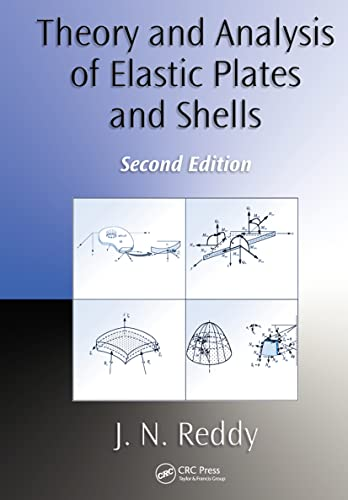 9780849384158: Theory and Analysis of Elastic Plates and Shells (Series in Systems and Control)