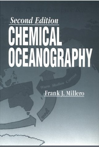 9780849384233: Chemical Oceanography