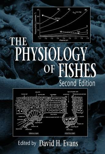 9780849384271: The Physiology of Fishes, Second Edition