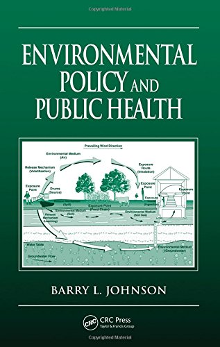 9780849384349: Environmental Policy and Public Health