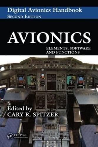 9780849384387: Avionics: Elements, Software and Functions (The Avionics Handbook, Second Edition)
