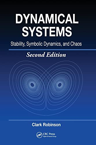 9780849384950: Dynamical Systems: Stability, Symbolic Dynamics, and Chaos (Studies in Advanced Mathematics)