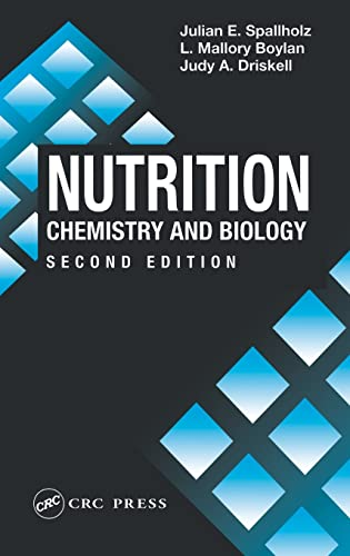 9780849385049: Nutrition: CHEMISTRY AND BIOLOGY, SECOND EDITION (Modern Nutrition)