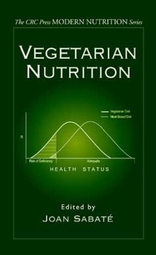 9780849385087: Vegetarian Nutrition (Modern Nutrition)