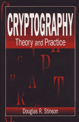 9780849385216: Cryptography: Theory and Practice, Third Edition
