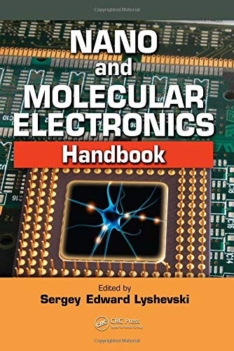 9780849385285: Nano and Molecular Electronics Handbook (Nano and Microengineering Series)