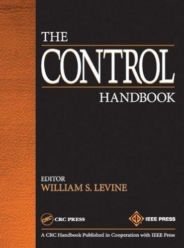 9780849385704: The Control Handbook