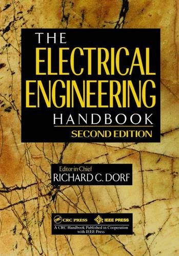 9780849385742: The Electrical Engineering Handbook, Second Edition
