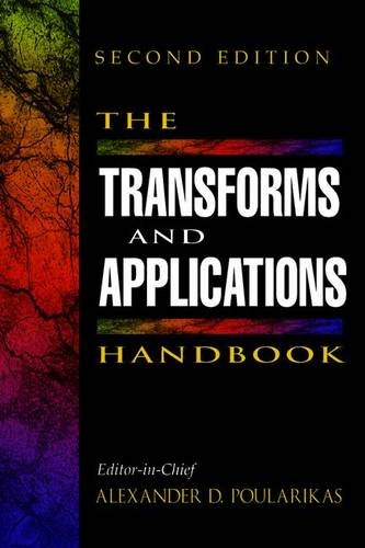 9780849385957: The Transforms and Applications Handbook, Second Edition (Electrical Engineering Handbook)