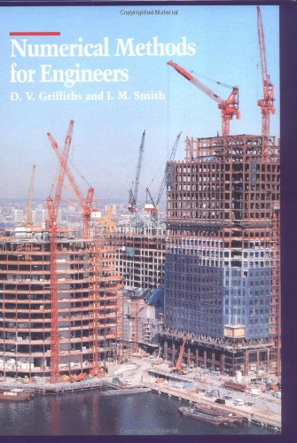 9780849386107: Numerical Methods for Engineers, Second Edition