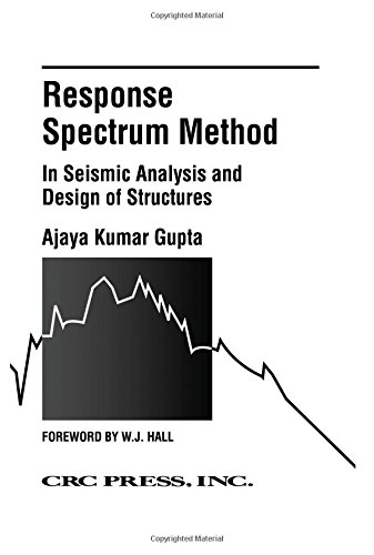 9780849386282: Response Spectrum Method in Seismic Analysis and Design of Structures (New Directions in Civil Engineering)