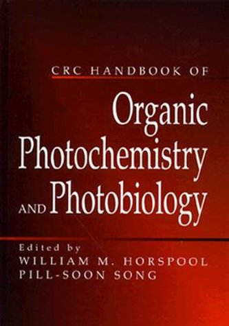 9780849386343: CRC Handbook of Organic Photochemistry and Photobiology