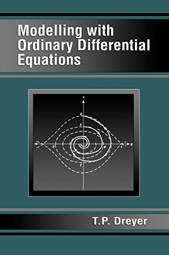 9780849386367: Modelling with Ordinary Differential Equations