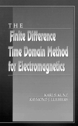 9780849386572: The Finite Difference Time Domain Method for Electromagnetics