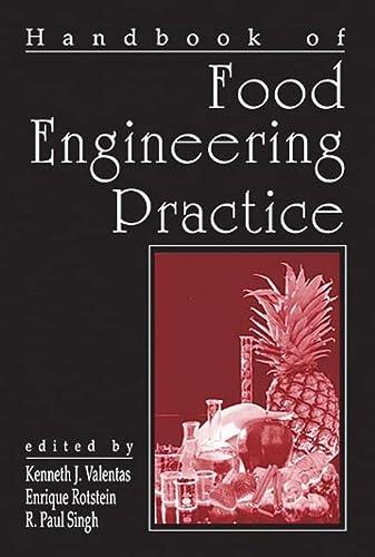 9780849386947: Handbook of Food Engineering Practice