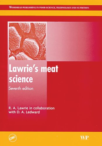 9780849387265: Lawrie's meat science, Seventh Edition (Woodhead Publishing in Food Science, Technology and Nutrition)