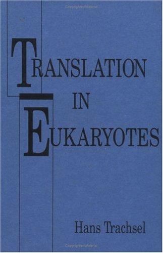 9780849388163: Translation In Eukaryotes (Telford Press)