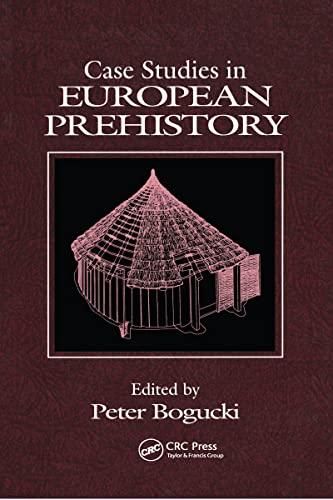 9780849388828: Case Studies in European Prehistory