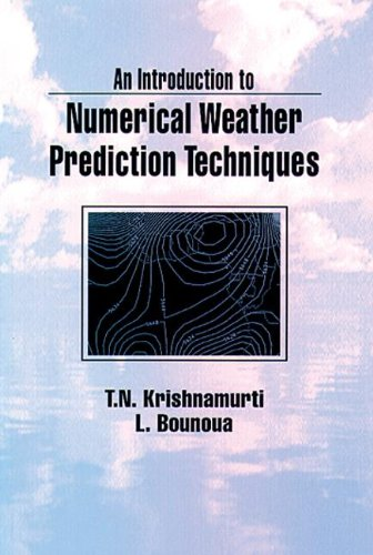 9780849389108: An Introduction to Numerical Weather Prediction Techniques