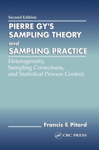 9780849389177: Pierre Gy's Sampling Theory and Sampling Practice. Heterogeneity, Sampling Correctness, and Statistical Process Control