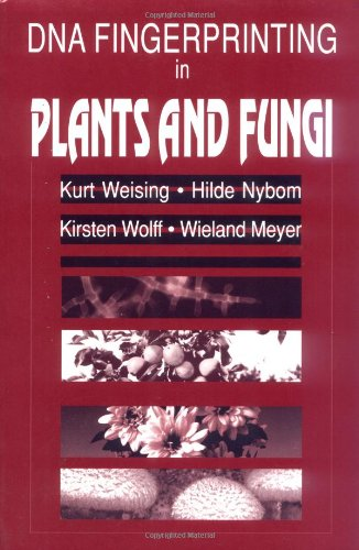 9780849389207: DNA Fingerprinting in Plants and Fungi