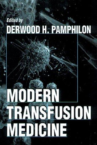 9780849389221: Modern Transfusion Medicine