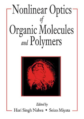 9780849389238: Nonlinear Optics of Organic Molecules and Polymers