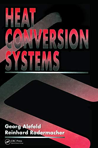 9780849389283: Heat Conversion Systems